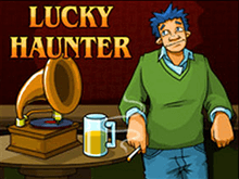Автомат Lucky Haunter в клубе Вулкан