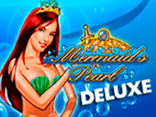 Играть в автомат Mermaid's Pearl Deluxe в Вулкане